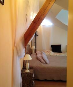 Chambre LARZAC - Saint-Jean-du-Bruel - Bed & Breakfast