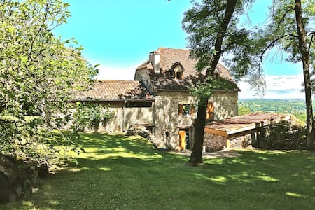 B&B Vallée at 10 min from Figeac - Figeac - Bed & Breakfast