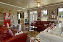 Relax in the Candy Shop living room!