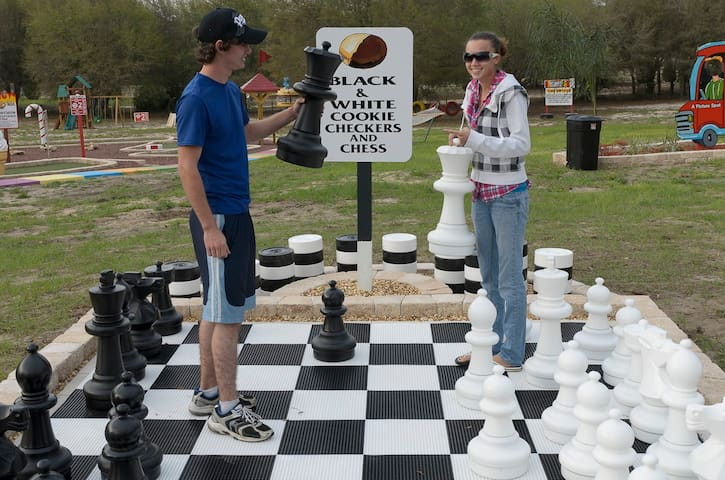 Checkers? Chess?
