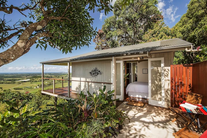 Stunning VIEWS at Byron's Secret, Byron Hinterland - Coorabell