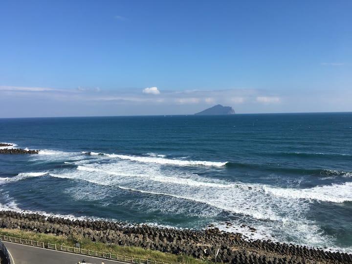 Oceanfront Holiday Getaway, Toucheng, Yilan