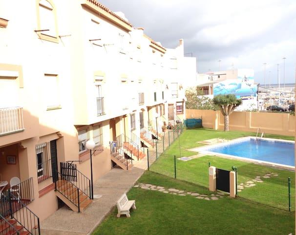 Casa en Tarifa a 1min de la Playa