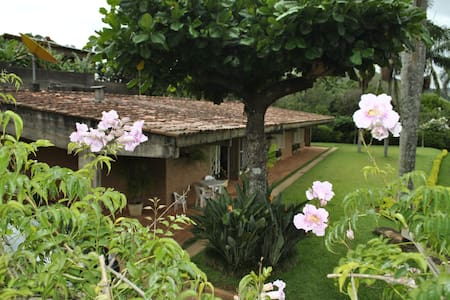 Casa de Campo/Estância Hidromineral - Monte Alegre do Sul - Cottage