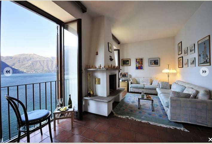 Stunning Apartment in Como Lake - Nesso - Lejlighed