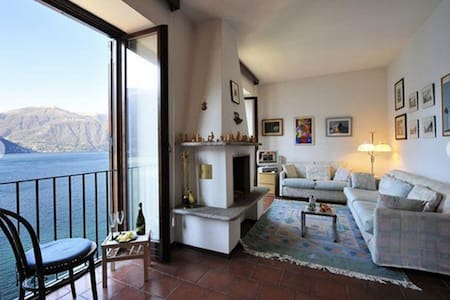 Stunning Apartment in Como Lake - Nesso - Wohnung