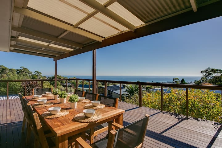 Hillside Retreat   - Dromana - Huis