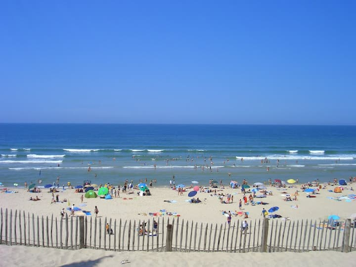 Hourtin Plage: beach and much more