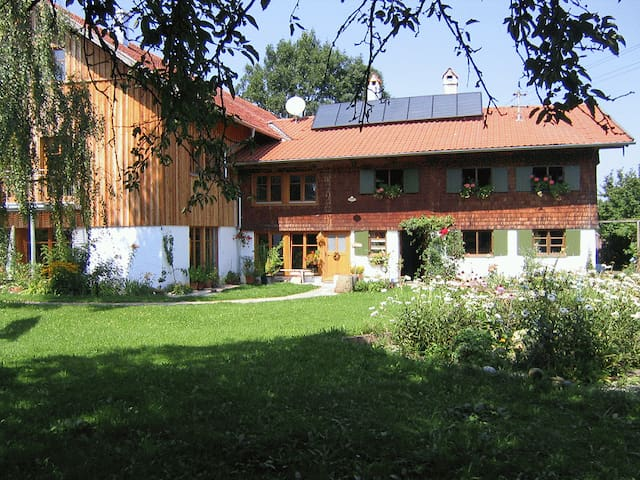 Beautiful Apartment in Bavaria - Betzigau - Hus