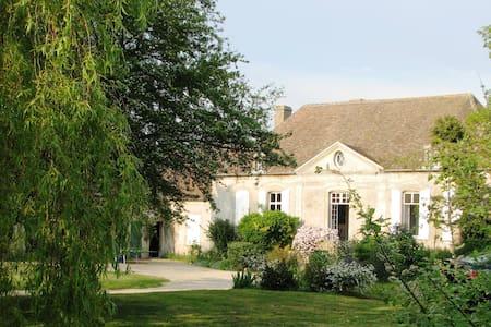 Charming XVIIIth century manor - Haus