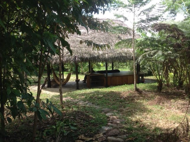 Simple Living by the magical Inchi Yaki River
