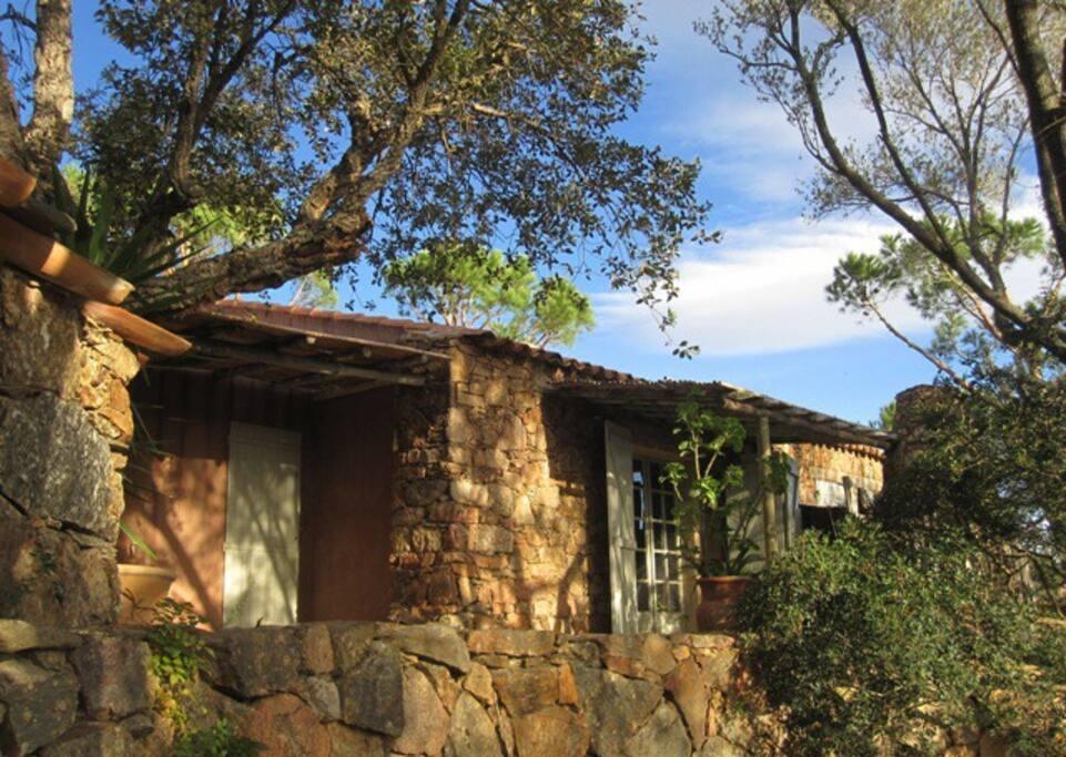 extérieur villa