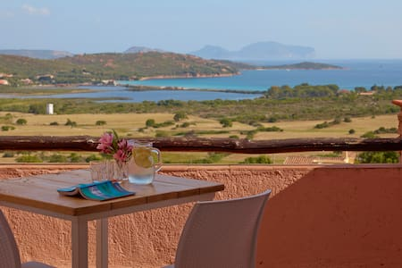 Studio 2 persons Seaview! - Olbia-Tempio