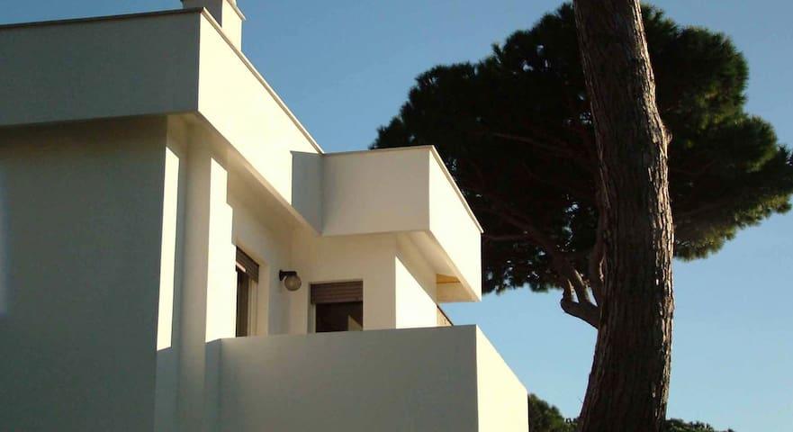 VILLA . Garden & sea view. - Anzio - Villa