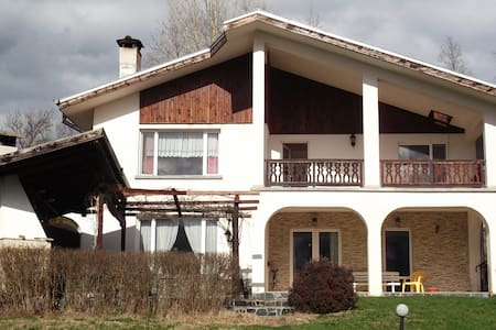 Villa Elena - close to Nature