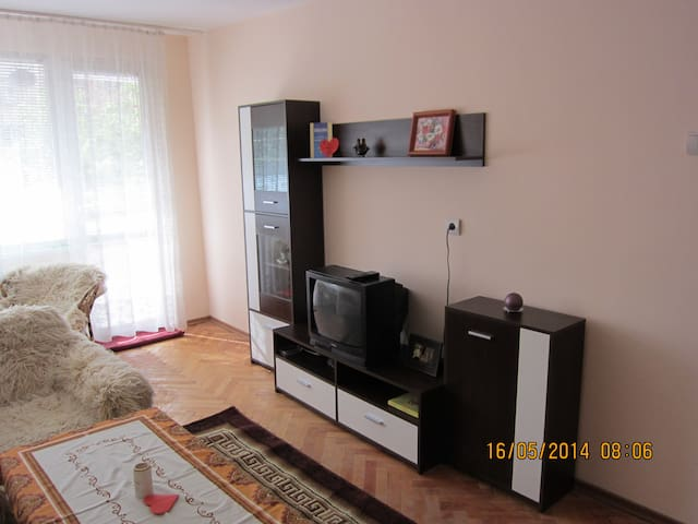 Apartment next to Central Station - Vratsa - 公寓
