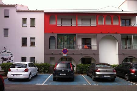 Studio 17m² RDC petite terrasse Lamalou-les-Bains - Lamalou-les-Bains - Appartement