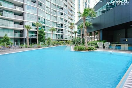 Luxurious Apartment Portside Wharf - Hamilton