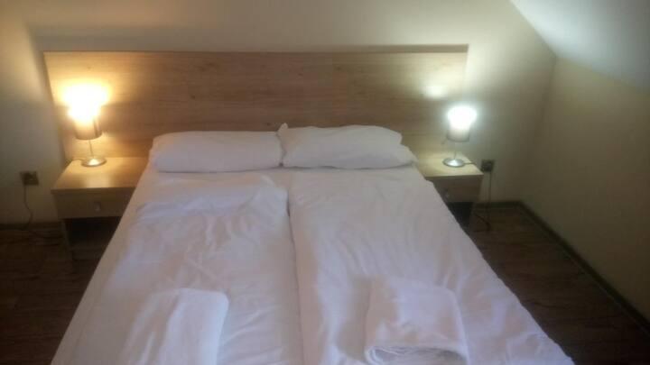 Standard Double Room - Magnolia Radomierzyce