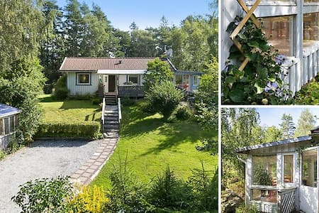 Lovely summer house close to sea - Tjörn N - Dům