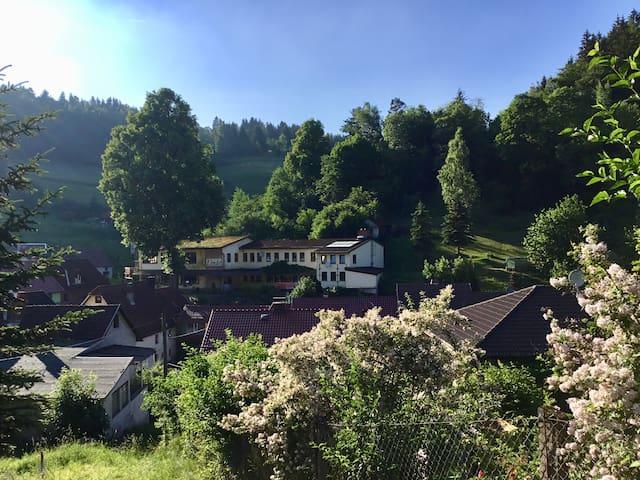 Landferienhaus Linde - tweepersoons suite Eik