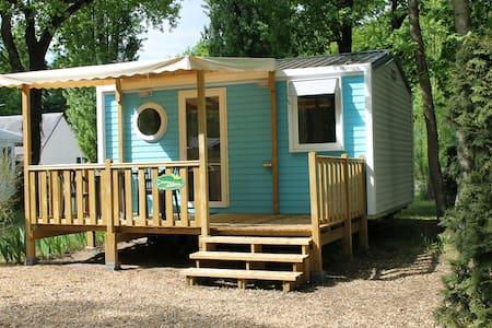 Bungalow 1 chambre tout confort - La Ville-aux-Dames - Bungalou