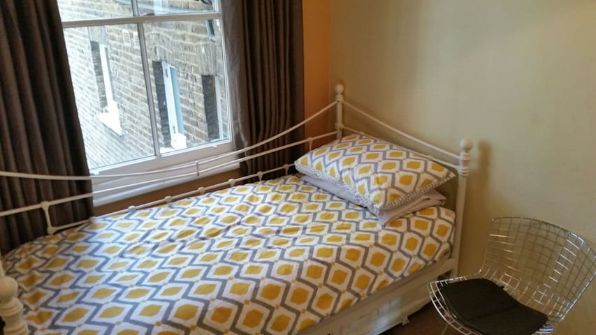 Cosy single room in stylish apt - Londres - Pis