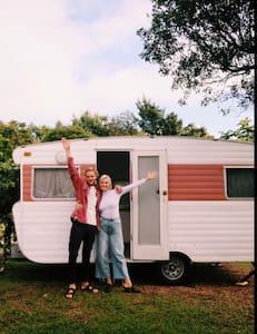 Byron Bay Beach Side Caravan