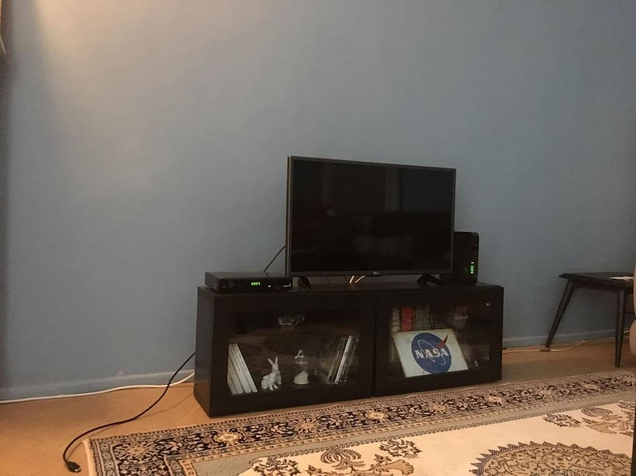 TV and Internet