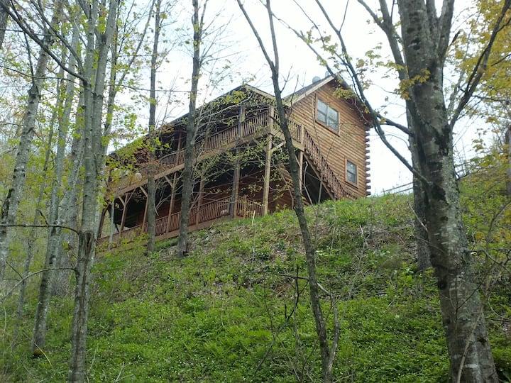 Glens of Antrim Mountain Cabin
