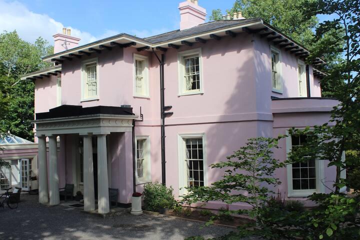 Linton - Stylish twin room - converts to double - Douglas - Rumah