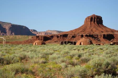 MonetValley BnB Bessie Hogan - Kayenta - Casa na Terra