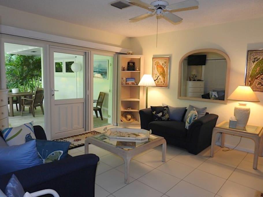 Wohnraum  Living room