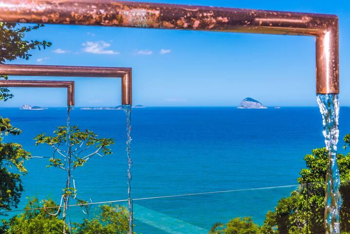Brand New Luxury Oceanfront Loft- JOAH PRIVATE VLL - Río de Janeiro - Casa