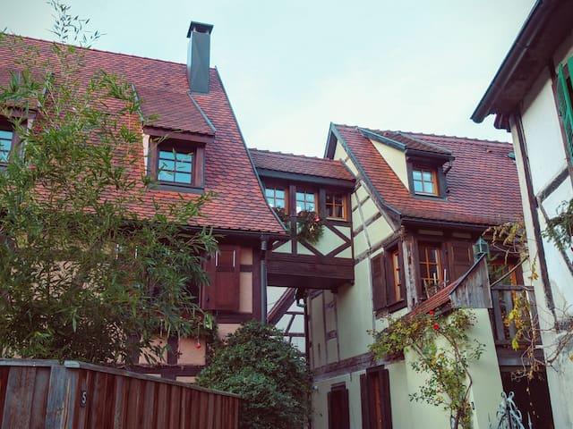 """""""La Passerelle"""" - Kaysersberg - Casa"""