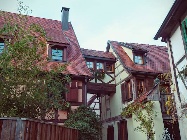 """La Passerelle"" - Kaysersberg - Huis"