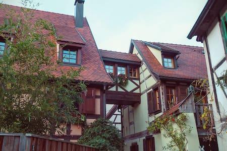 La Passerelle - Kaysersberg - Σπίτι