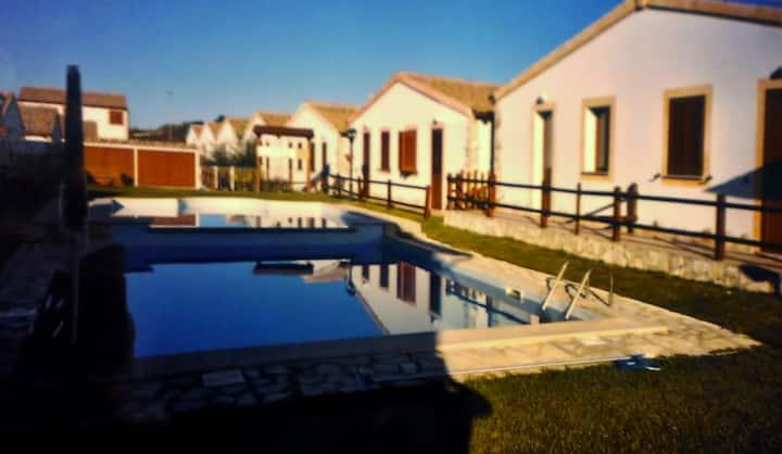 Villetta con piscina a Viddalba(SS)