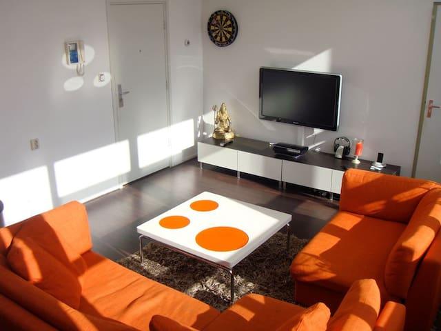 Sunny apartment in Amsterdam - Amsterdam - Apartment