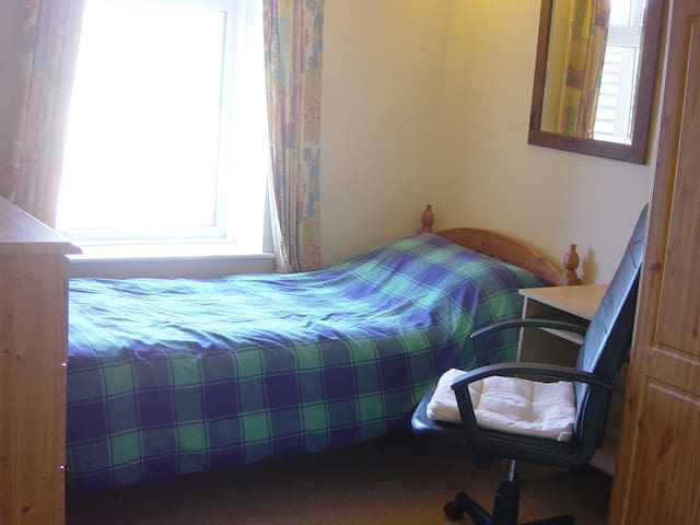 Bright but cosy, 5 miles West of Lake District - Whitehaven - Casa