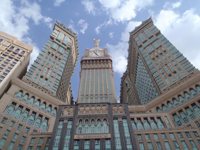 Pullman Zamzam Makkah City View Room (29/1 - 5/2)