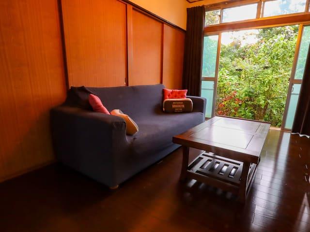 【Atami-Aji・Lodge】Japanese lodge style/60㎡/7ppl/fam