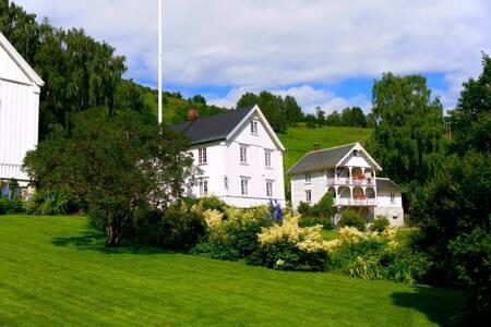 Modern loft apartment at authentic Norwegian farm - Sør-Fron