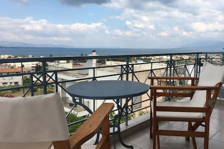 Chalkida Beautiful Home with Stunning Views