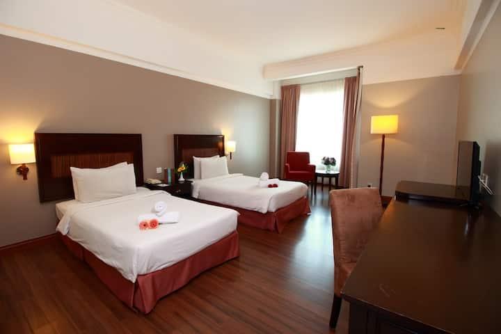 GRAND KAMPAR HOTEL DELUXE TWIN