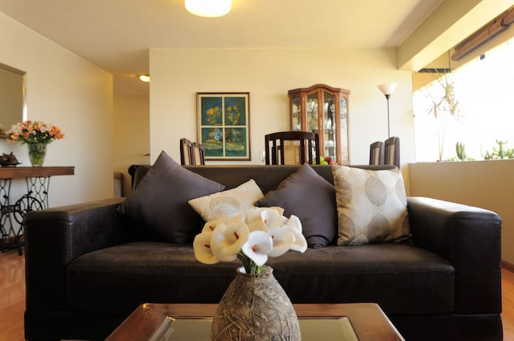The Best view and location in Arequipa-Peru - Arequipa - Apartment