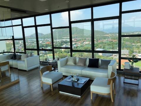 Luxury Condo For Rent (Plus Condominium Sriracha)