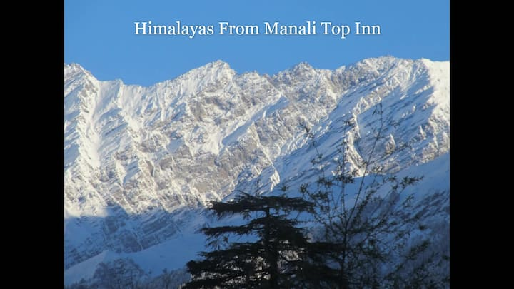Manali Top ( Deluxe Room + Kitchen)