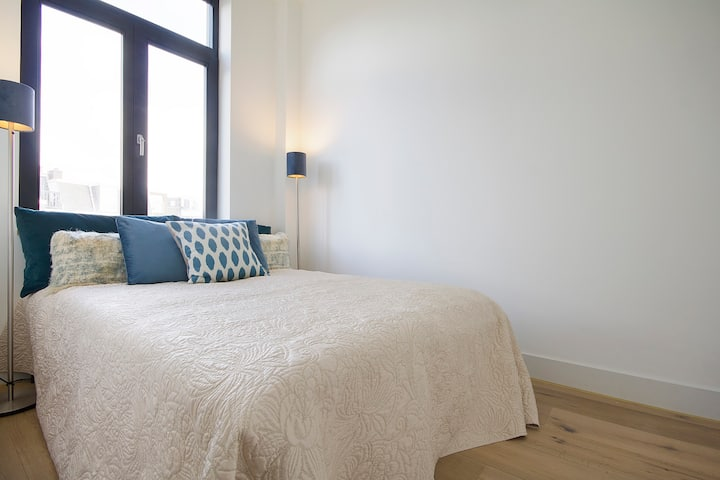 New apartment centre Amsterdam short terms
