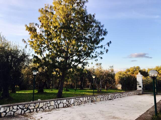 Monolocale  con patio, giardino e barbecue - Cori - Vakantiewoning